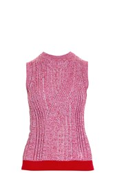 Acne Studios Ladder Knit Top