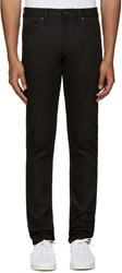 Naked And Famous Black Super Skinny Guy Jeans