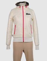 Shoeshine Jackets White
