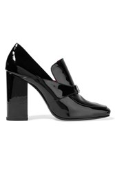 Dorateymur M Court Patent Leather Pumps Black