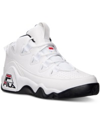 Fila Men's The 95 Basketball Sneakers From Finish Line