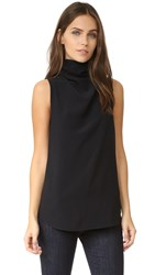 Theory Axlie Top Black
