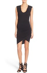 Women's Pam And Gela Slub Jersey Sleeveless Dress