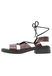 Vagabond Ivy Sandals Espresso Brown