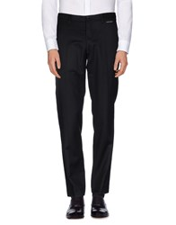 Versace Collection Trousers Casual Trousers Men Black