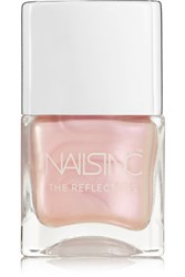 Nails Inc The Reflectors Nail Polish Primrose Street Pink