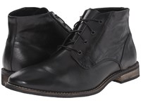 Nunn Bush Hawley Plain Toe Chukka Black Men's Shoes