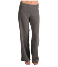The North Face Tka 100 Microvelour Pant Graphite Grey Women's Casual Pants Gray