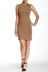 Nanette Lepore Looking Glass Dress Brown