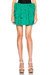 N 21 No. 21 Giorgina Skirt In Green Floral