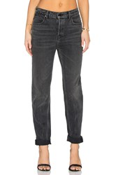 Denim X Alexander Wang Alexander Wang Wang 003 Boy Fit Jeans Charcoal