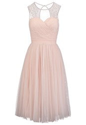 Little Mistress Cocktail Dress Party Dress Nude Rose