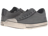 Converse Chuck Taylor All Star Vintage Slip Painted Nylon Ox Nickel Beluga Turtledove Lace Up Casual Shoes Gray