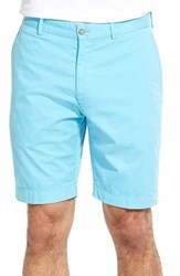 Men's Big And Tall Bobby Jones Stretch Cotton Flat Front Shorts Pool