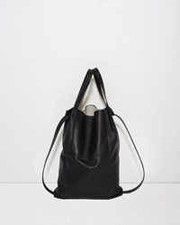 Marni Long Strap Tote Black