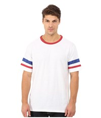 Matix Clothing Company Standard Check T Shirt White Men's T Shirt