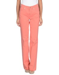 Cambio Denim Denim Trousers Women Coral
