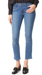 L'agence Coco Straight Leg Jeans Authentique