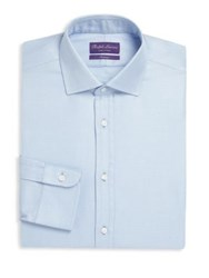 Ralph Lauren Purple Label Slim Fit Dress Shirt Light Blue