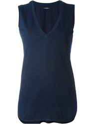 Lareida 'Helen' Tank Top Blue