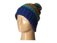 Echo Float Stitch Pom Hat Ultra Marine Cold Weather Hats Blue