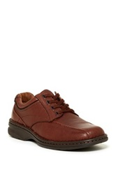 Florsheim Getaway Genuine Leather Bike Oxford Brown