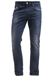 Ltb Joshua Slim Fit Jeans Nerio Wash Black Denim