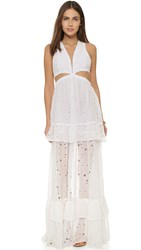 Bec And Bridge Dusk To Dawn Dress Ivory