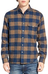 Woolrich Men's Plaid Flannel Shirt