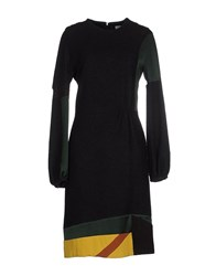 Dries Van Noten Dresses Knee Length Dresses Women Black