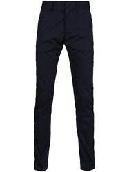 Tomas Maier Chino Trousers Blue