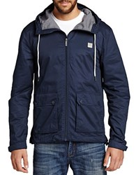 Bench Eradiate Jacket Blue