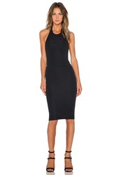 Nookie Casablaca Backless Dress Black