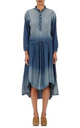 Nsf Women's Caleb Chambray Dress Navy