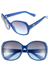 Vince Camuto 60Mm Oversized Sunglasses Online Only Blue