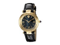 Versace Reve 3H Vai02 0016 Blue Yellow Gold Black Watches