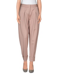 Malo Casual Pants Light Brown
