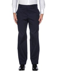 Malo Trousers Casual Trousers Men Dark Blue