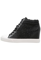 Dkny Cindy Trainers Black