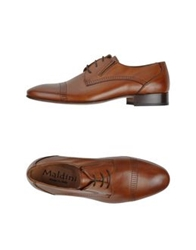 Maldini Lace Up Shoes Steel Grey