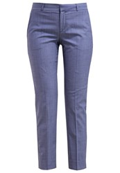 Banana Republic Trousers Chambray Blue