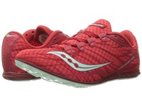 Saucony Vendetta Red Blue Women's Running Shoes