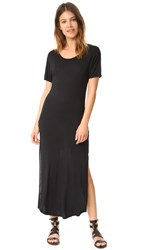 Knot Sisters Diddy Tunic Dress Black