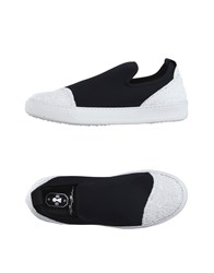 Bb Washed By Bruno Bordese Footwear Low Tops And Trainers Women Black