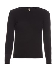 No Ka'oi Haku Performance Long Sleeved Top Black