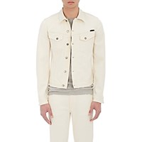 Nudie Jeans Men's Denim Billy Jacket Cream White Cream White