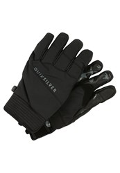 Quiksilver Method Gloves Black