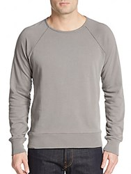 Rag And Bone Crewneck Sweatshirt Grey
