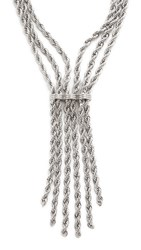Juliet And Company Brielle Necklace Silver