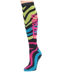 Thirtytwo Metrix Sock Neon Women's Crew Cut Socks Shoes Yellow
